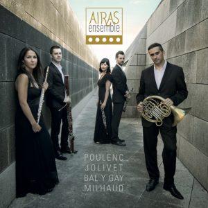 portada disco Airas ensemble