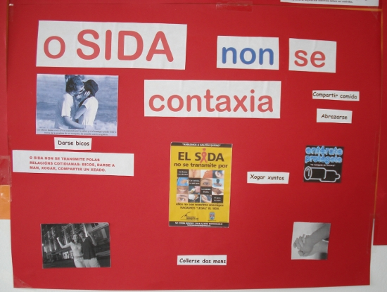 You are browsing images from the article: Día mundial da loita contra a SIDA
