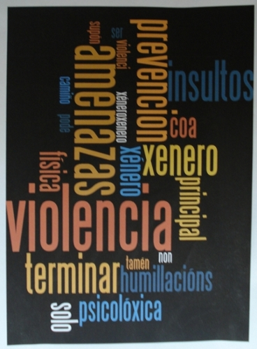 You are browsing images from the article: Día contra a violencia de xénero
