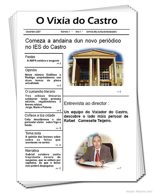 O Vixa do Castro