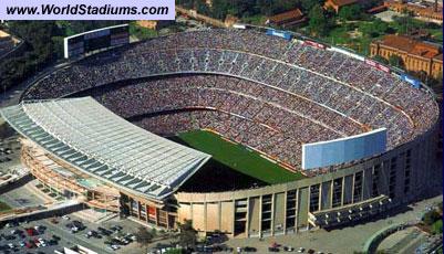 Estadio Camp Nou American Football