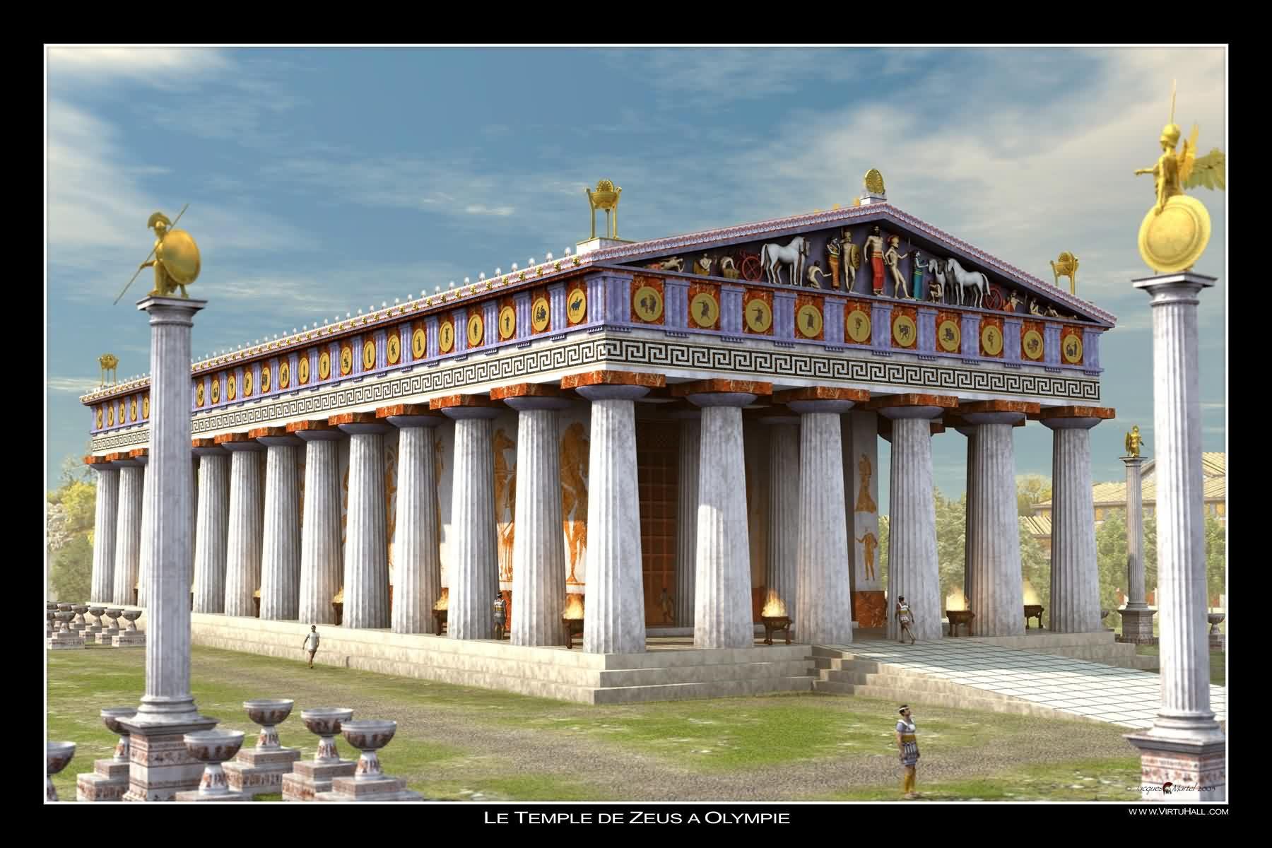 Ies otero pedrayo de ourense for Architecture grecque
