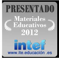 Proyecto presentado a premios a materiales educativos innovadores, aptos para uso y difusión en Internet, modalidad A - tIPO !